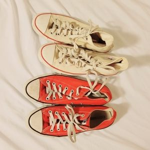 Converse 2 Pack
